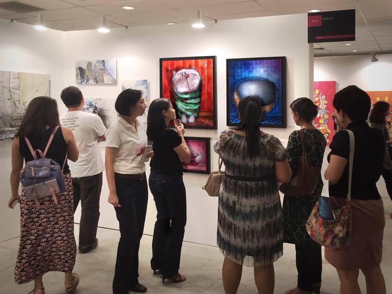 Foire Affordable Art Fair – Singapour – Asie