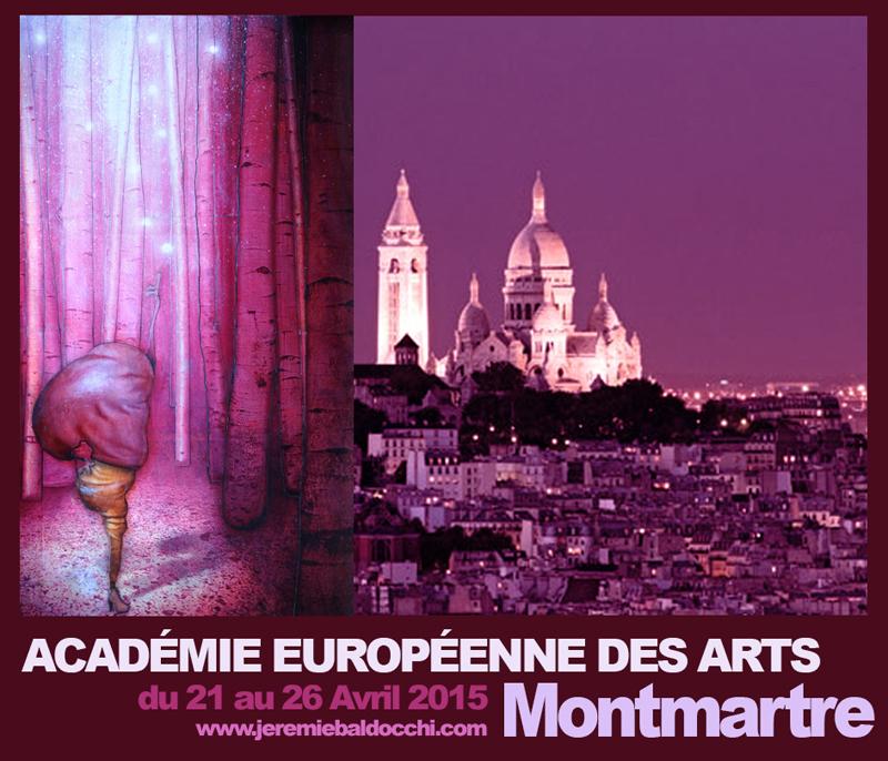 Exposition collective Academie Européenne des Arts