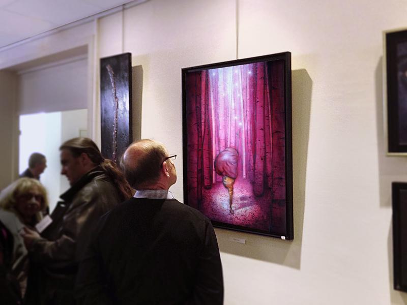 Exposition Académie Européenne des Arts
