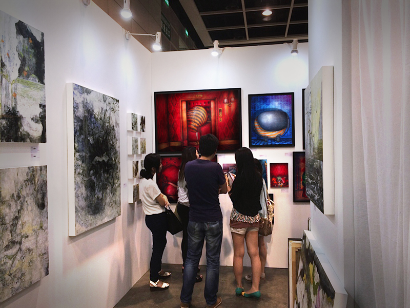 Exposition: Foire Affordable Art Fair – Hong-Kong – Chine