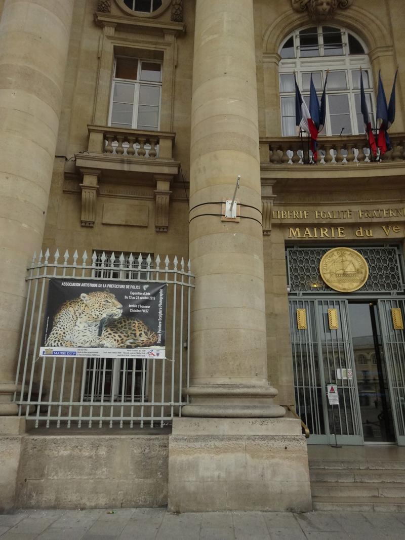 Mairie du 5ème de Paris