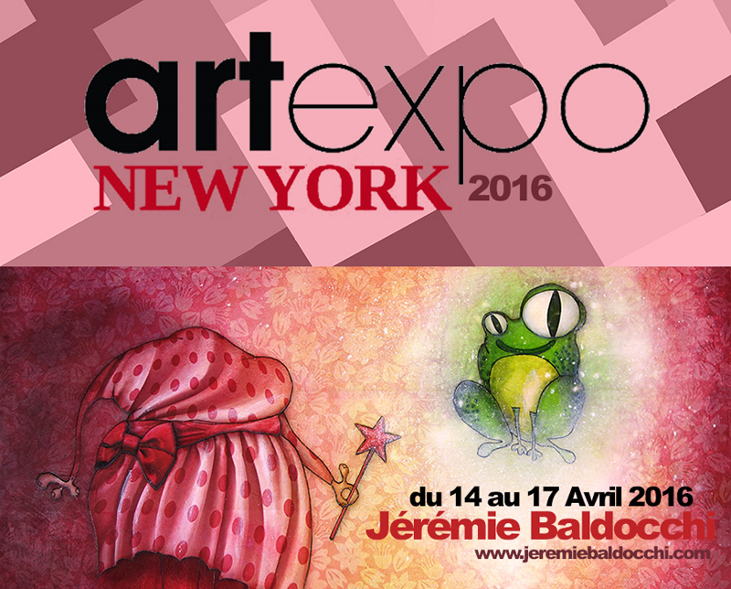 Salon ArtExpo New-York