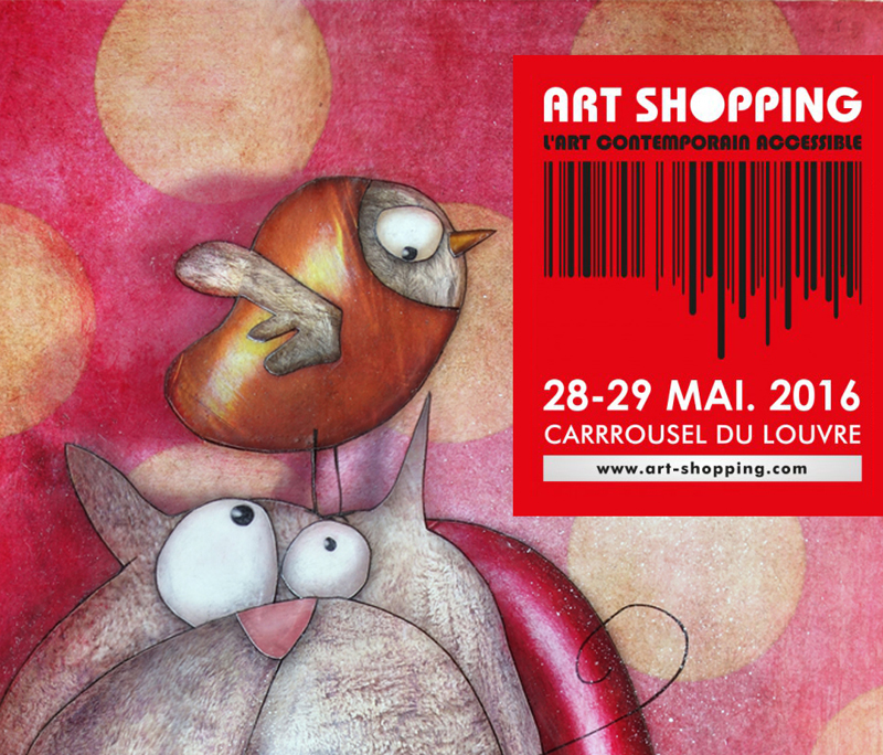 Salon Art Shopping Paris