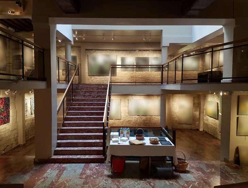 Exposition à la Galerie de Nesle à Paris
