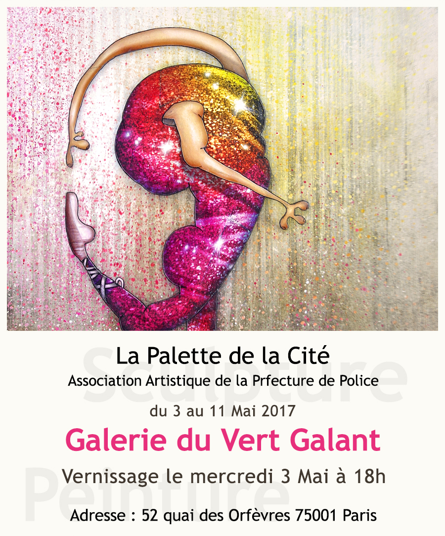 Galerie du Vert Galant Paris