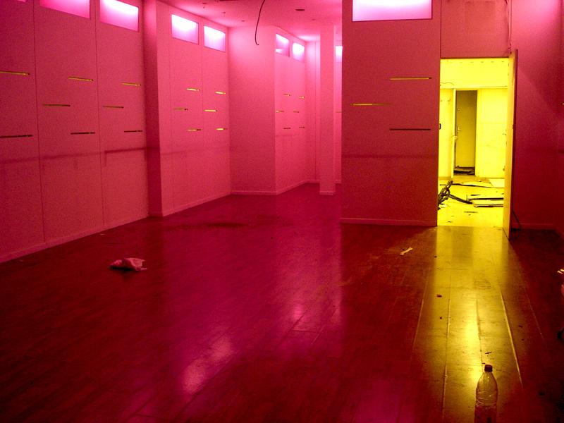 Photo du jour le 02-10-2004 du peintre contemporain Français Jérémie Baldocchi