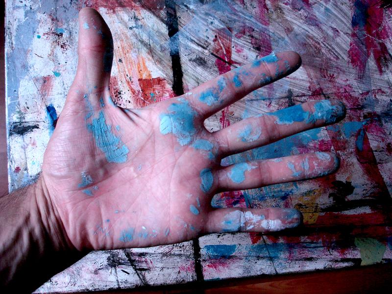 Photo du jour le 04-06-2007 du peintre contemporain Français Jérémie Baldocchi