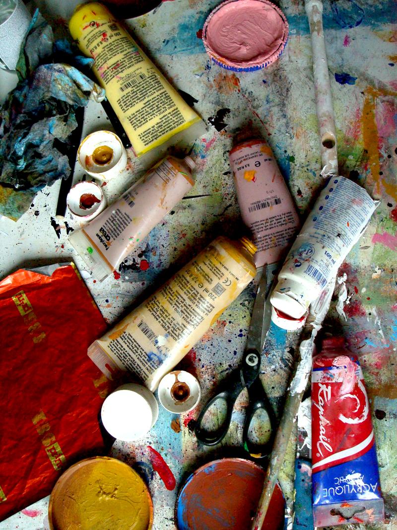 Photo du jour le 10-07-2007 du peintre contemporain Français Jérémie Baldocchi