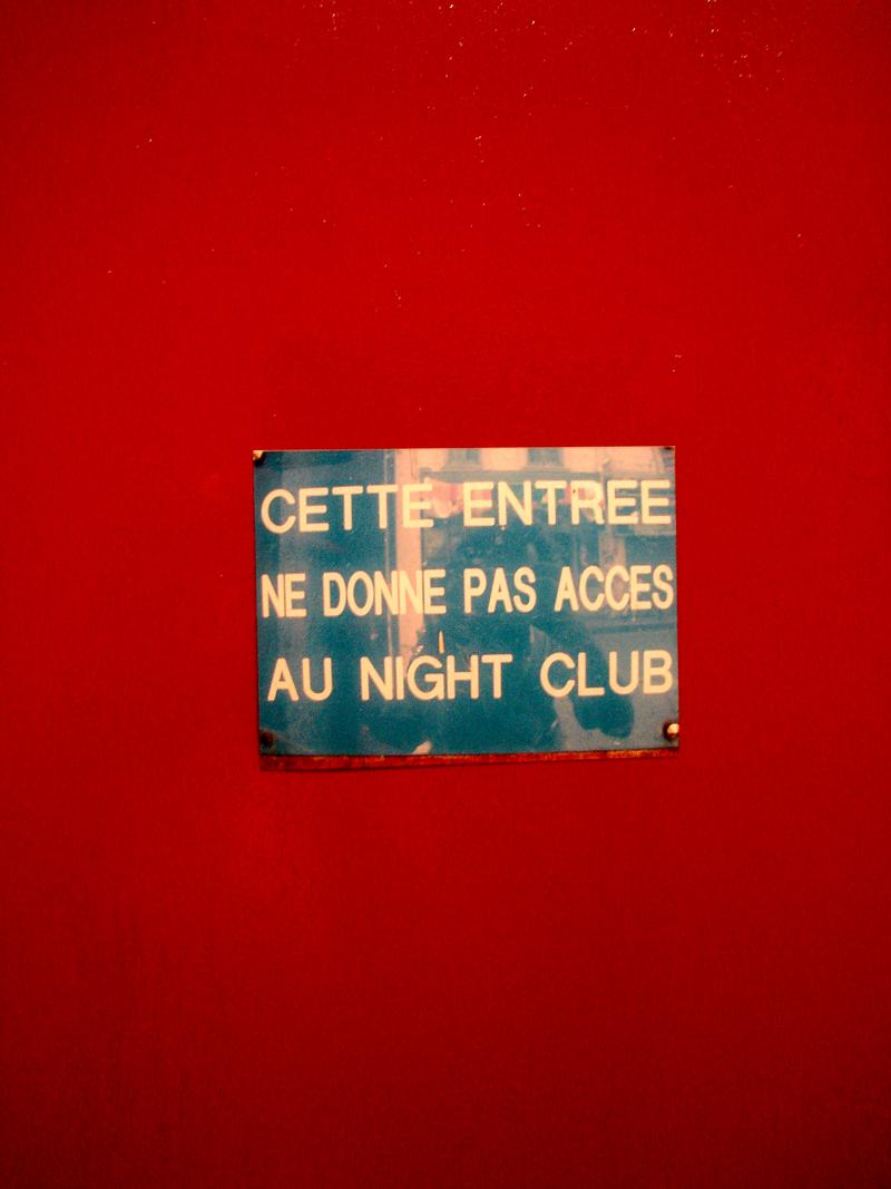 Photo du jour le 13-05-2007 du peintre contemporain Français Jérémie Baldocchi