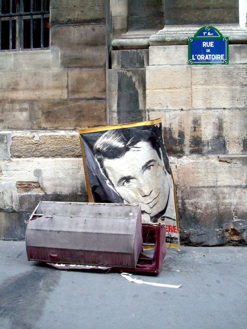 Photo du jour le 03-09-2008 du peintre contemporain Français Jérémie Baldocchi