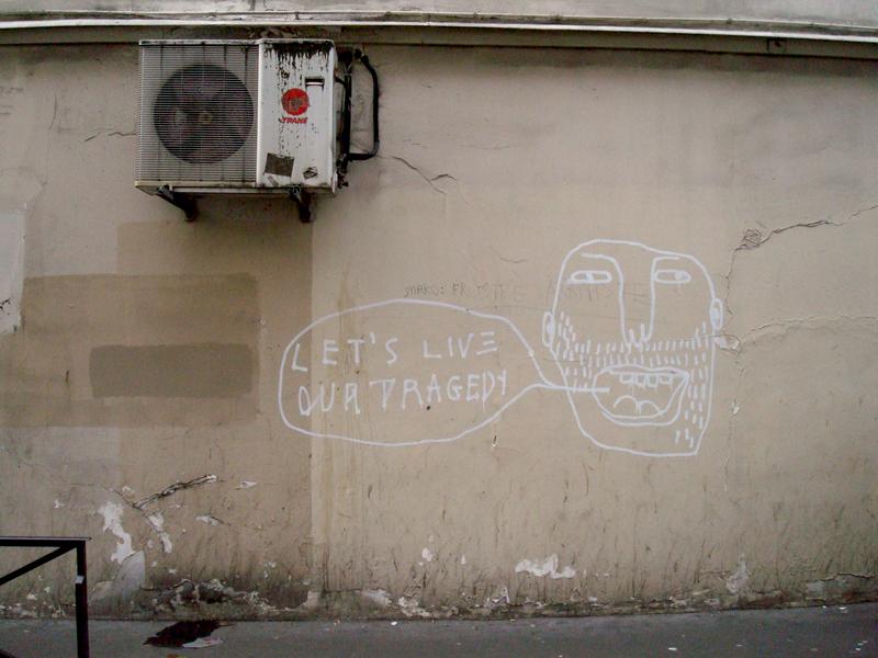 Photo du jour le 08-10-2008 du peintre contemporain Français Jérémie Baldocchi