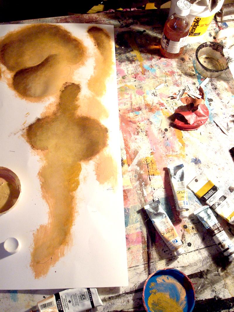 Photo du jour le 13-02-2008 du peintre contemporain Français Jérémie Baldocchi