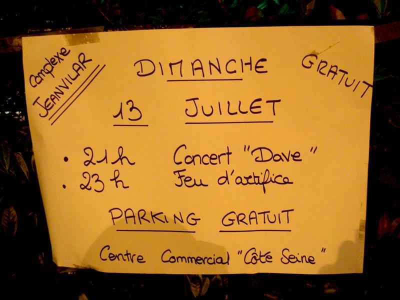 Photo du jour le 13-07-2008 du peintre contemporain Français Jérémie Baldocchi