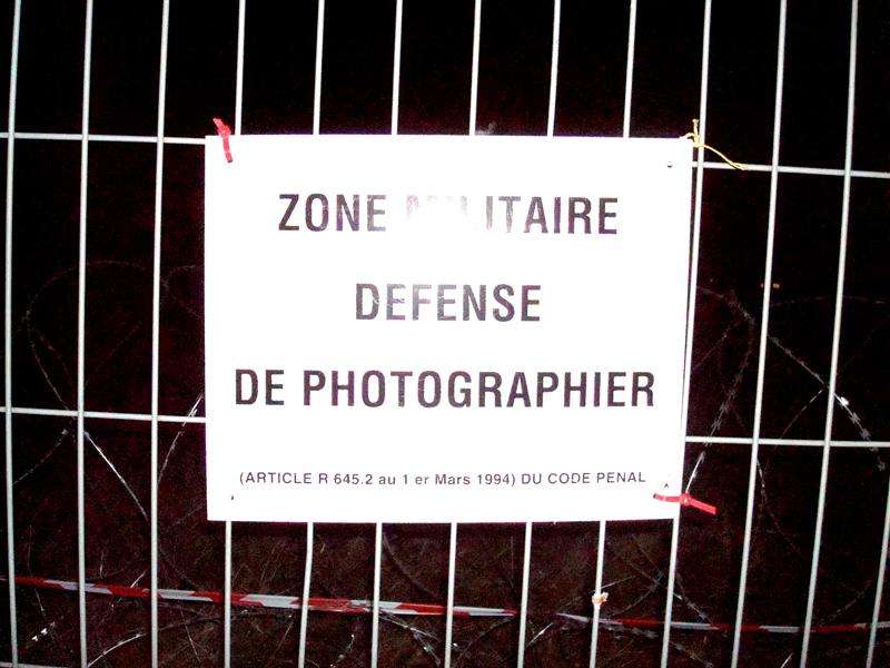 Photo du jour le 14-07-2008 du peintre contemporain Français Jérémie Baldocchi