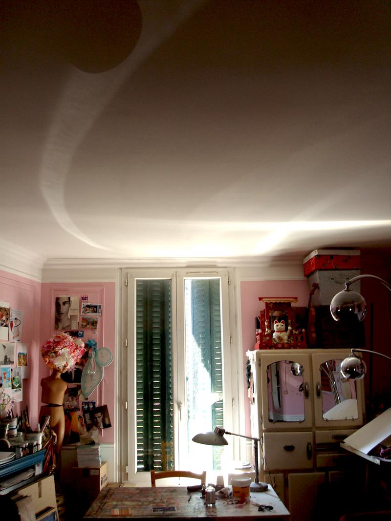Photo du jour le 15-07-2008 du peintre contemporain Français Jérémie Baldocchi