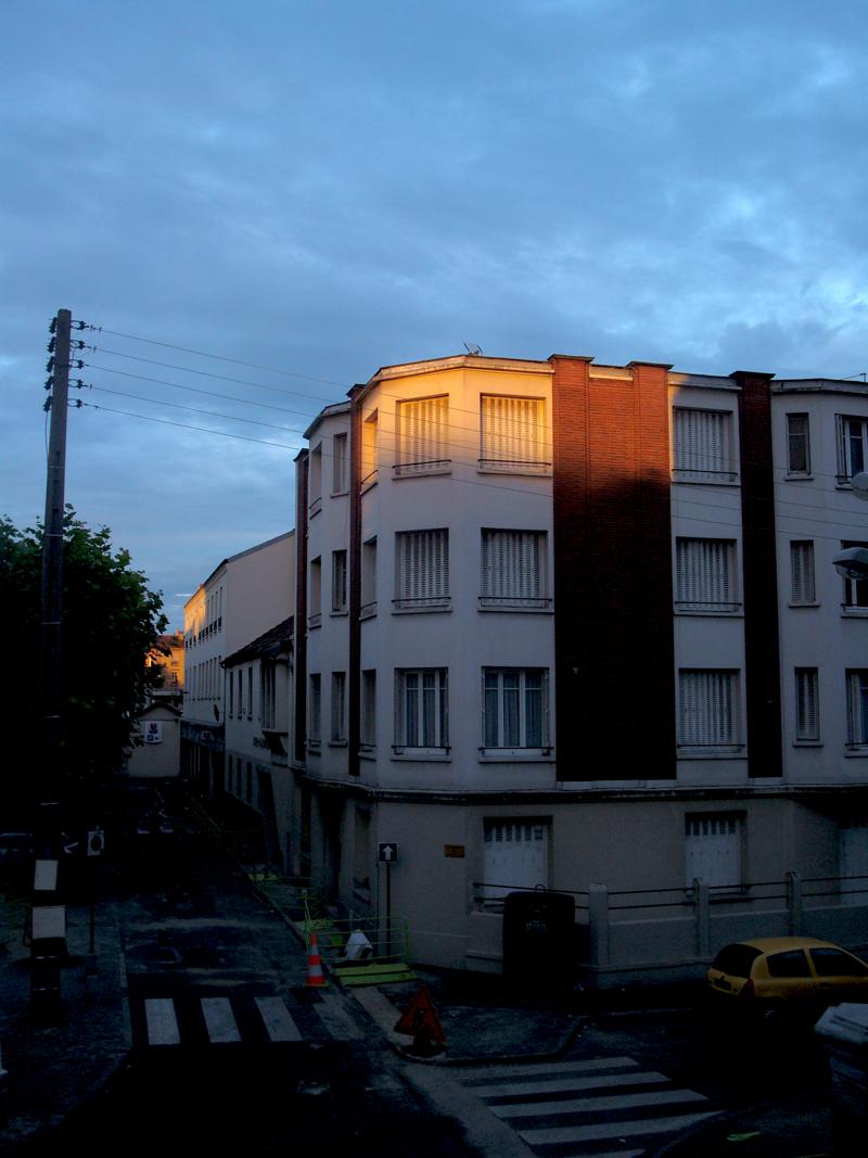 Photo du jour le 18-07-2008 du peintre contemporain Français Jérémie Baldocchi