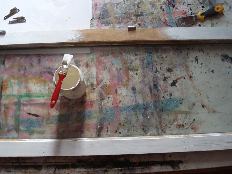 Photo du jour le 19-07-2008 du peintre contemporain Français Jérémie Baldocchi