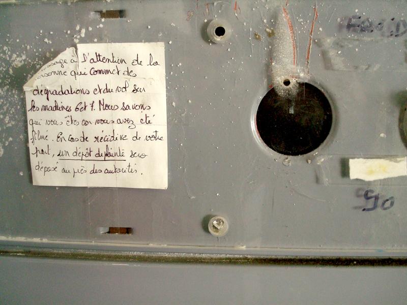 Photo du jour le 10-10-2009 du peintre contemporain Français Jérémie Baldocchi