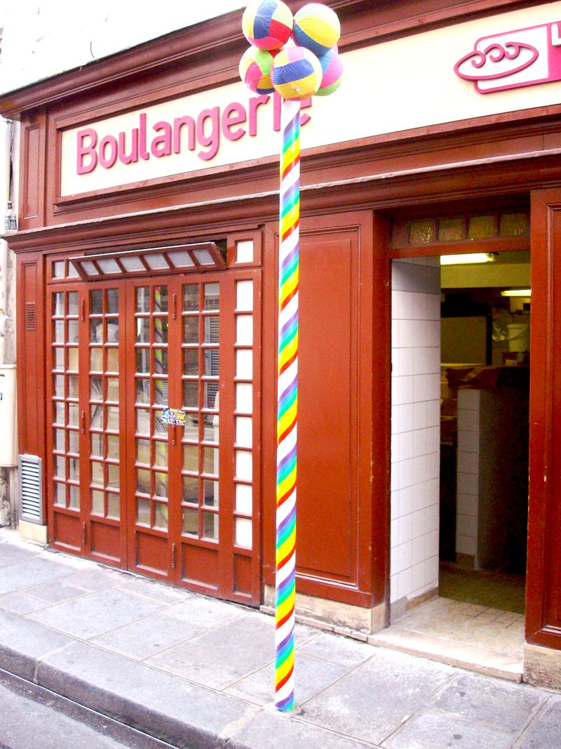 Photo du jour le 13-09-2009 du peintre contemporain Français Jérémie Baldocchi