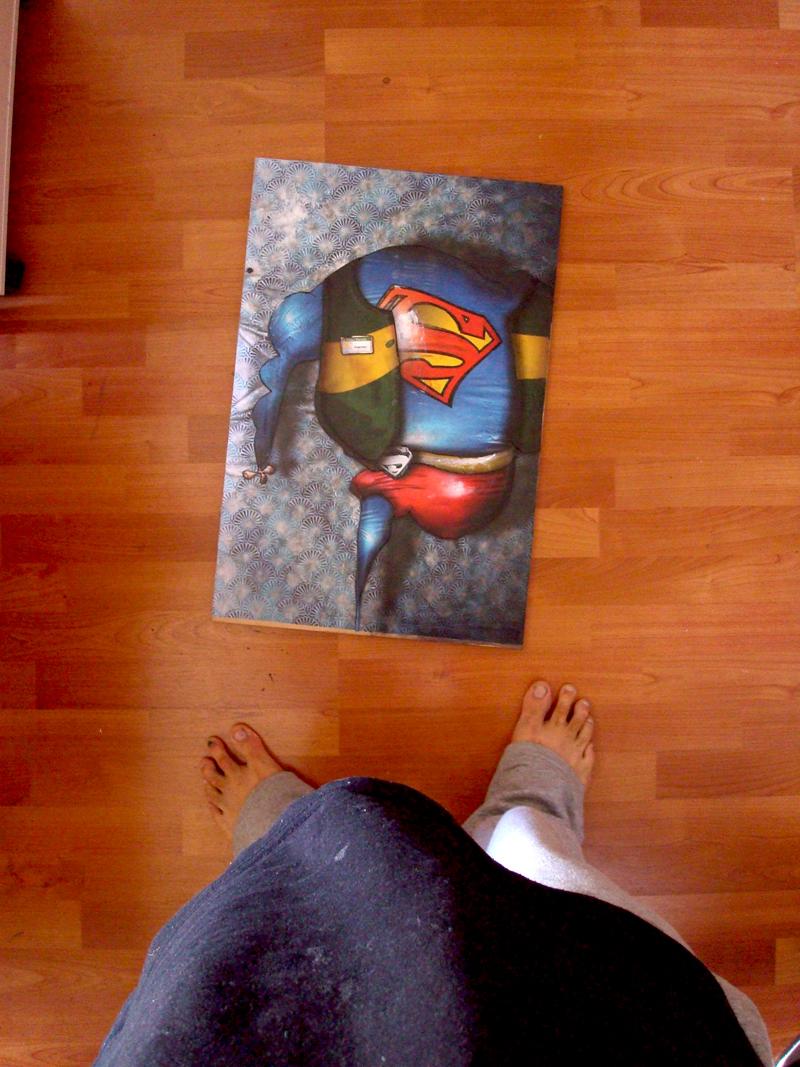 Photo du jour le 28-07-2009 du peintre contemporain Français Jérémie Baldocchi