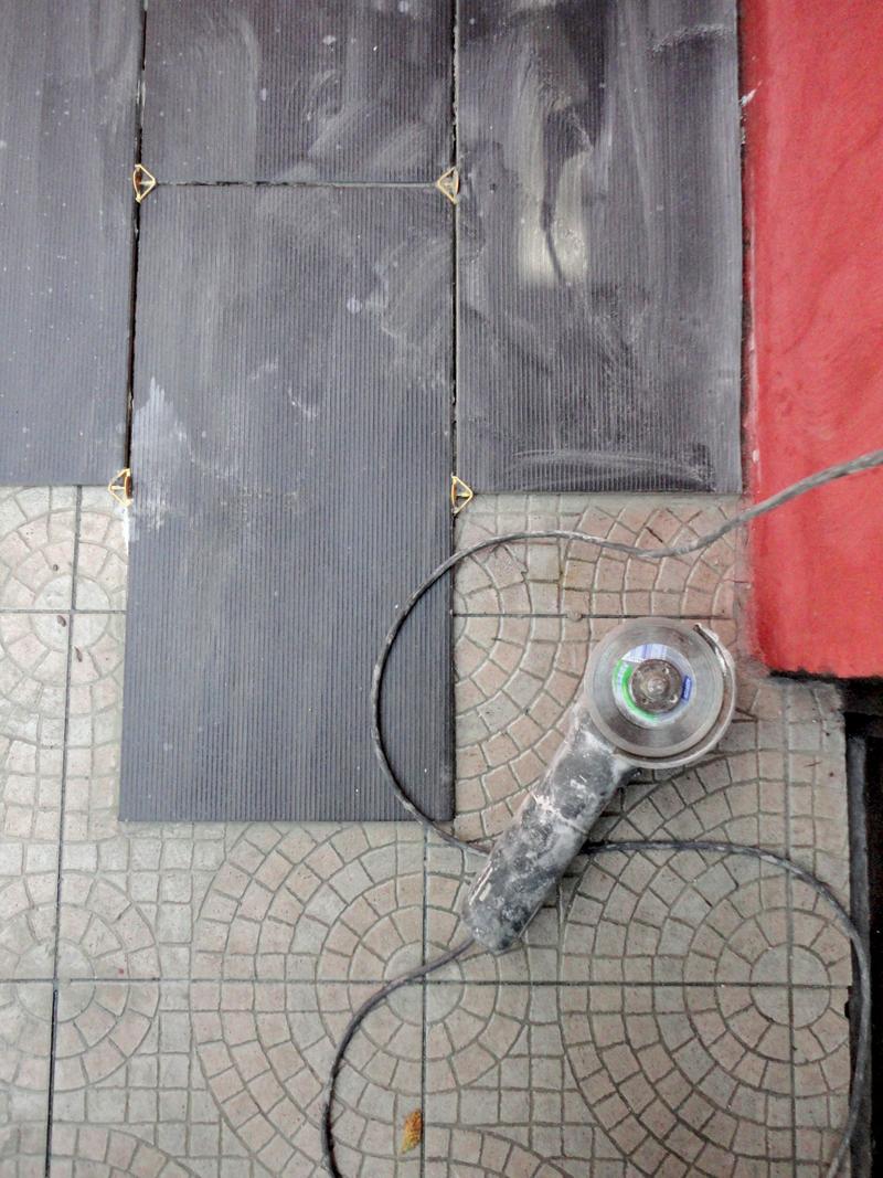 Photo du jour le 03-06-2010 du peintre contemporain Français Jérémie Baldocchi