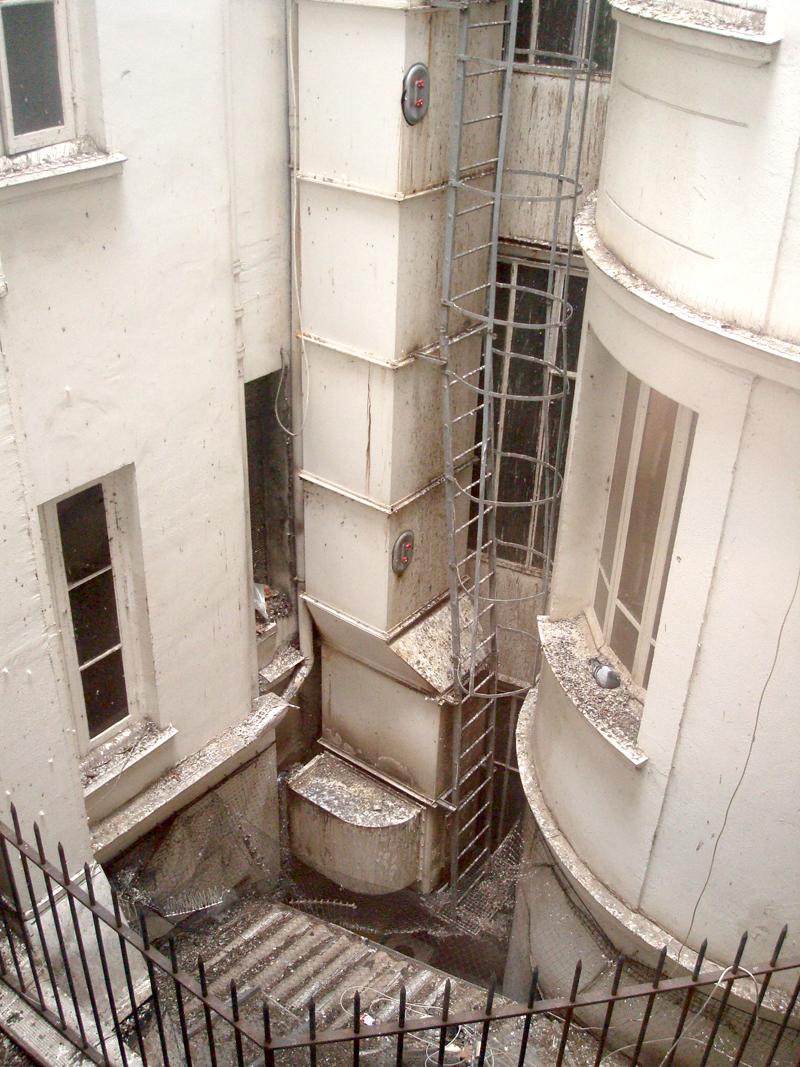 Photo du jour le 05-05-2010 du peintre contemporain Français Jérémie Baldocchi