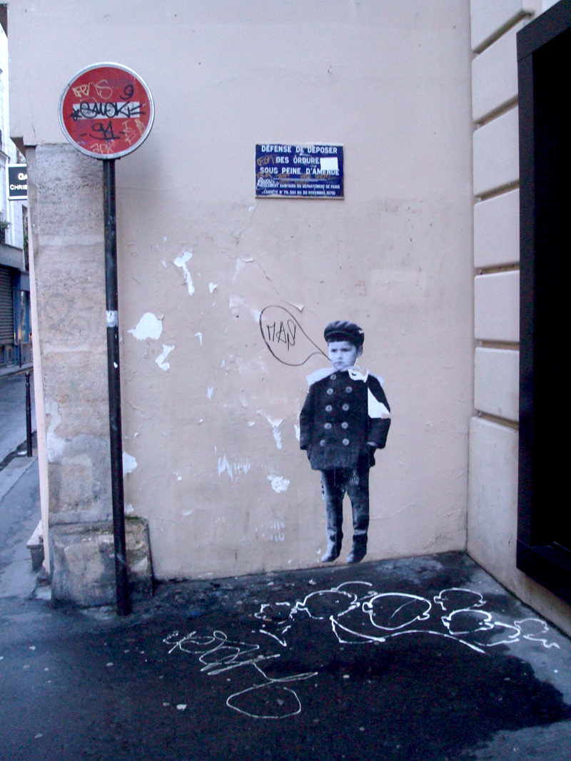 Photo du jour le 13-01-2010 du peintre contemporain Français Jérémie Baldocchi