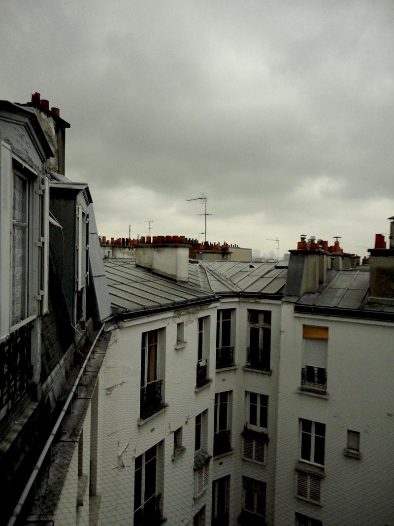 Photo du jour le 27-09-2010 du peintre contemporain Français Jérémie Baldocchi