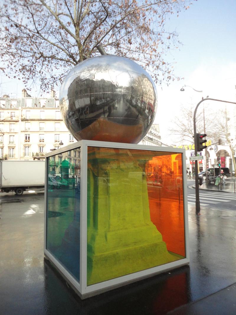 Photo du jour le 03-02-2011 du peintre contemporain Français Jérémie Baldocchi