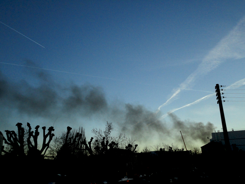 Photo du jour le 07-02-2011 du peintre contemporain Français Jérémie Baldocchi