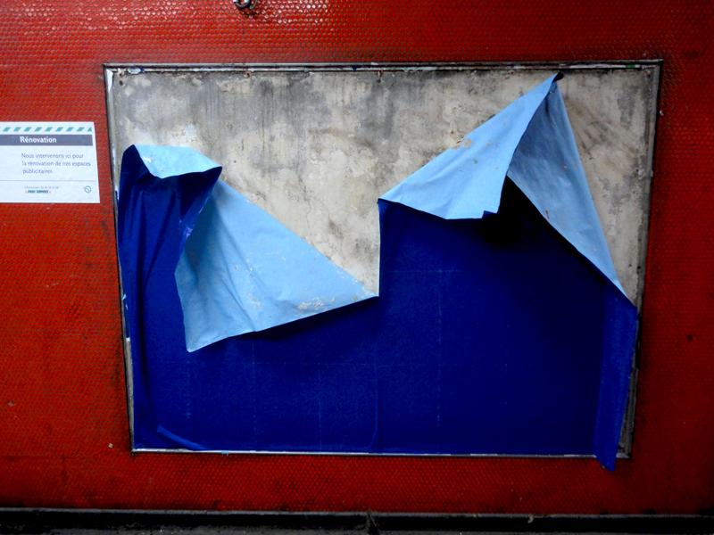 Photo du jour le 15-02-2011 du peintre contemporain Français Jérémie Baldocchi