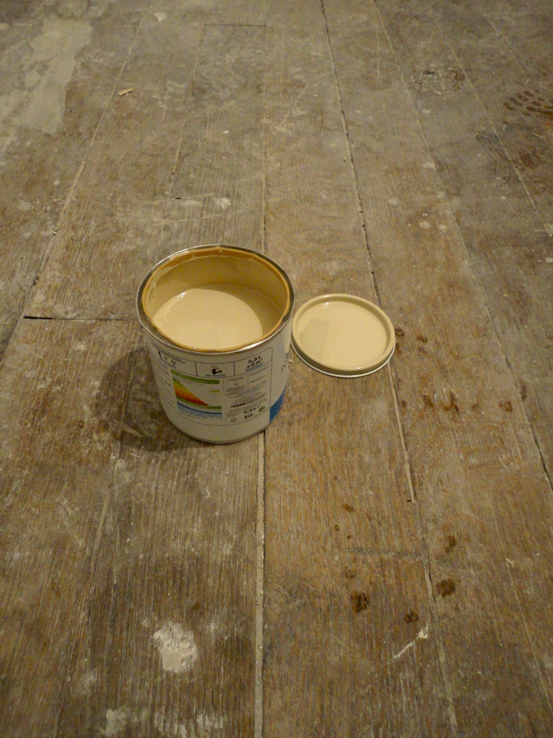 Photo du jour le 21-03-2011 du peintre contemporain Français Jérémie Baldocchi