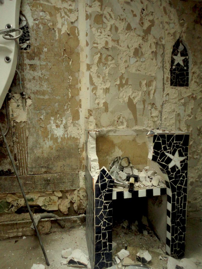 Photo du jour le 21-07-2011 du peintre contemporain Français Jérémie Baldocchi