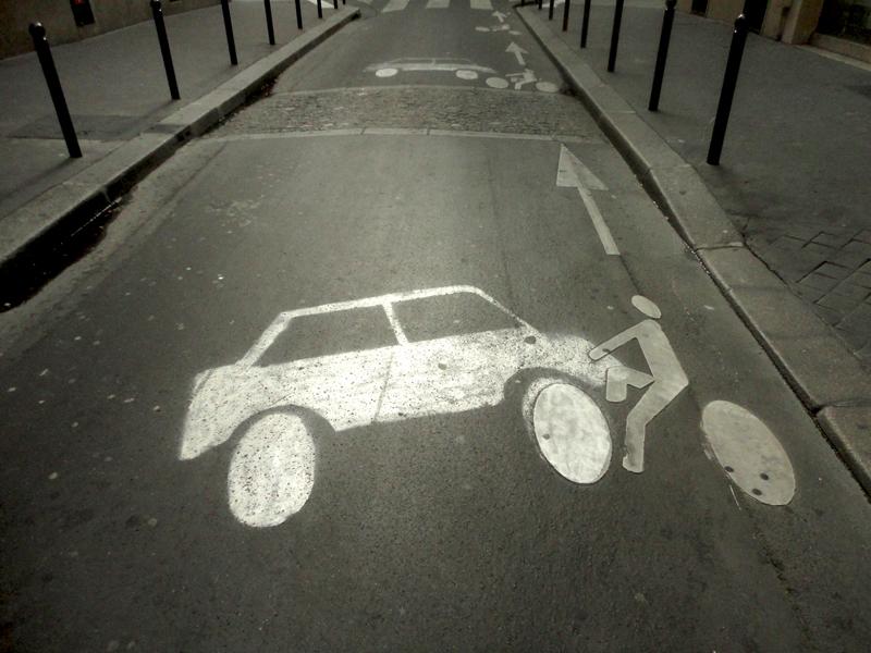 Photo du jour le 22-06-2011 du peintre contemporain Français Jérémie Baldocchi