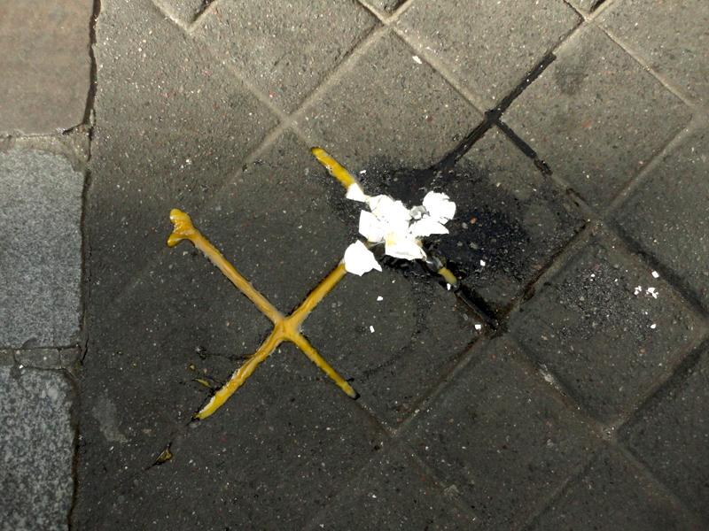 Photo du jour le 23-03-2011 du peintre contemporain Français Jérémie Baldocchi