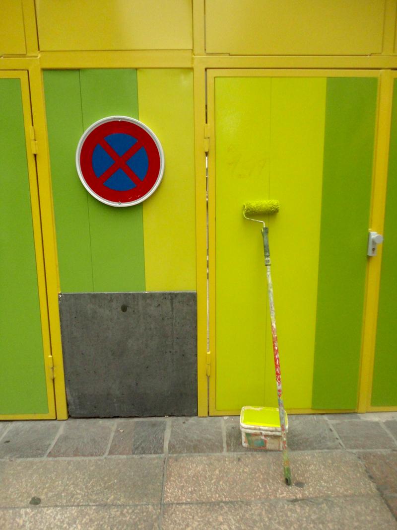 Photo du jour le 25-07-2011 du peintre contemporain Français Jérémie Baldocchi