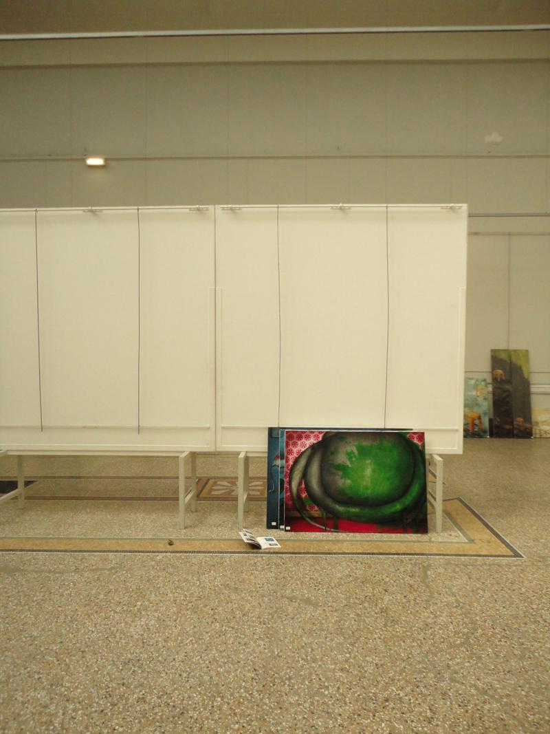 Photo du jour le 28-09-2011 du peintre contemporain Français Jérémie Baldocchi
