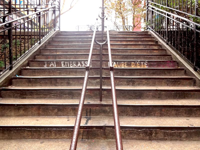 Photo du jour le 03-10-2012 du peintre contemporain Français Jeremie Baldocchi