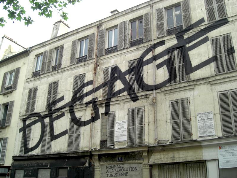 Photo du jour le 08-05-2012 du peintre contemporain Français Jeremie Baldocchi