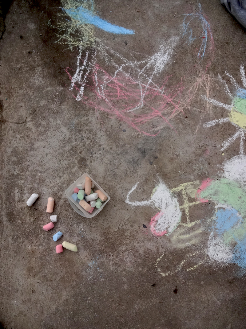 Photo du jour le 08-08-2012 du peintre contemporain Français Jeremie Baldocchi