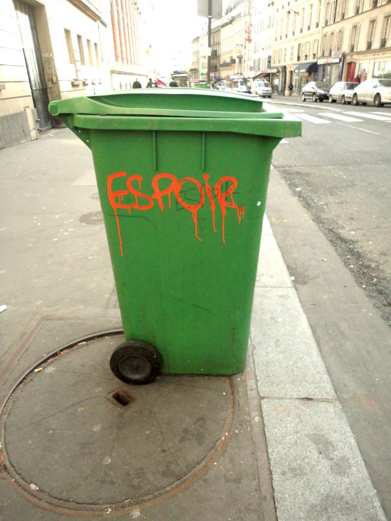 Photo du jour le 09-03-2012 du peintre contemporain Français Jeremie Baldocchi