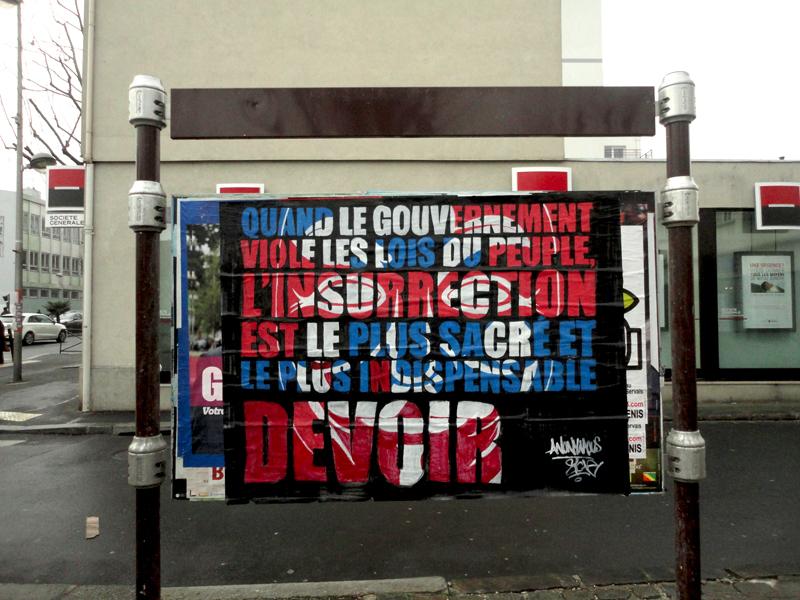 Photo du jour le 13-02-2012 du peintre contemporain Français Jeremie Baldocchi
