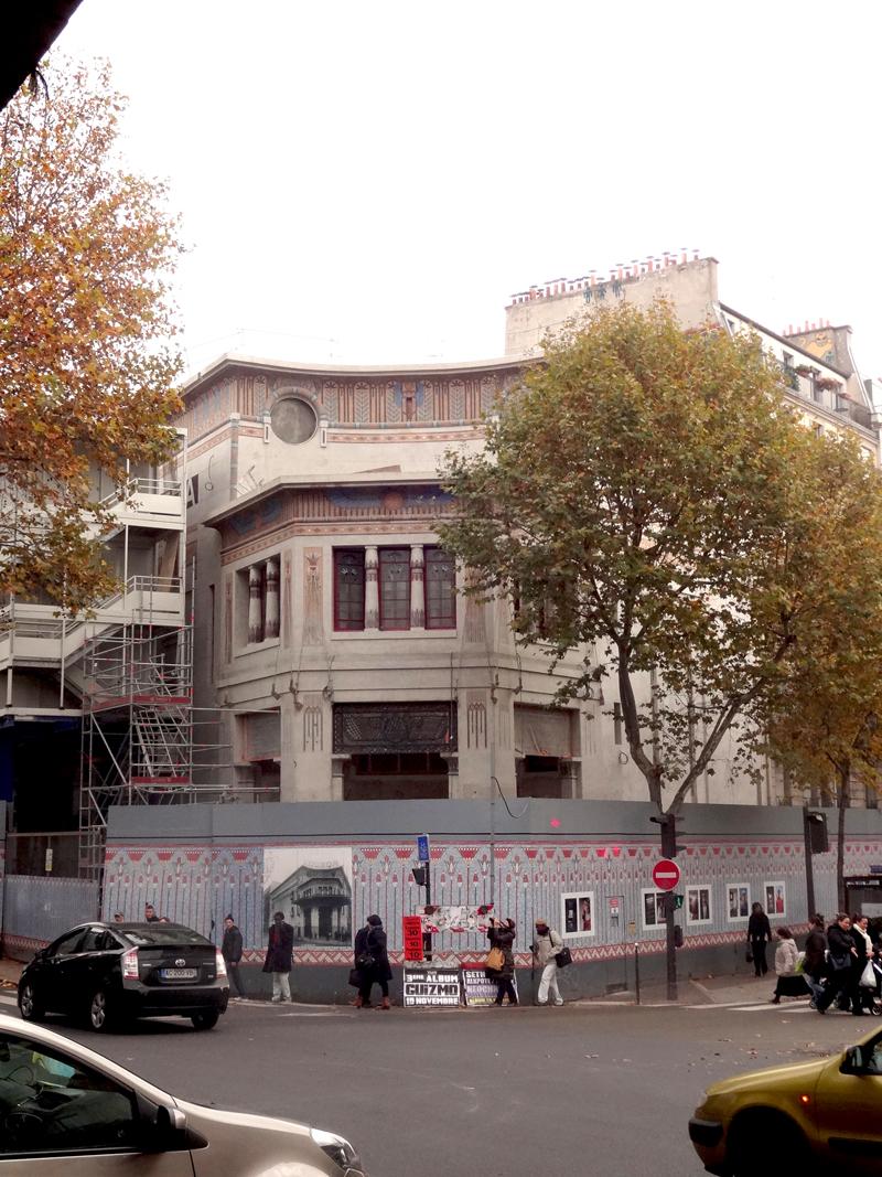 Photo du jour le 18-11-2012 du peintre contemporain Français Jeremie Baldocchi