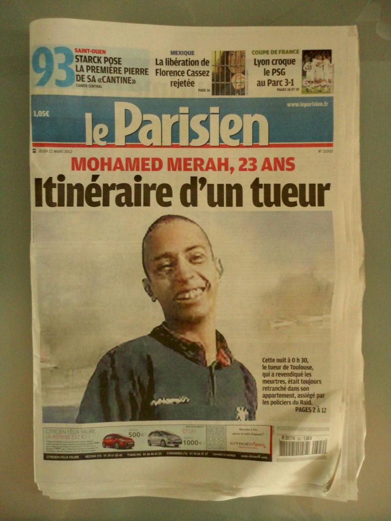 Photo du jour le 22-03-2012 du peintre contemporain Français Jeremie Baldocchi