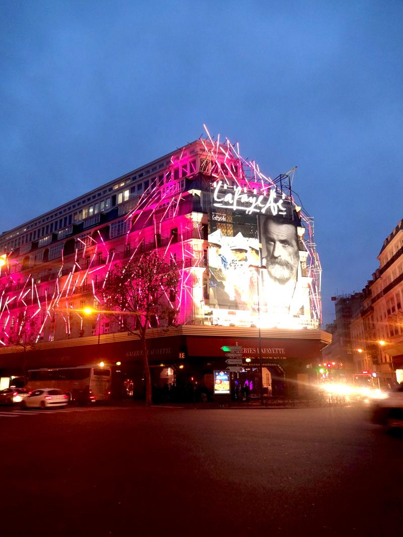 Photo du jour le 22-11-2012 du peintre contemporain Français Jeremie Baldocchi
