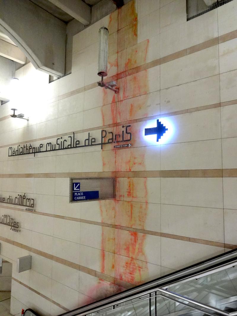 Photo du jour le 31-07-2012 du peintre contemporain Français Jeremie Baldocchi