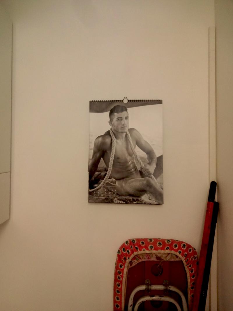 Photo du jour le 03-08-2013 du peintre contemporain Français Jeremie Baldocchi