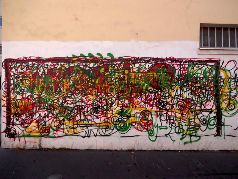 Photo du jour le 08-08-2013 du peintre contemporain Français Jeremie Baldocchi