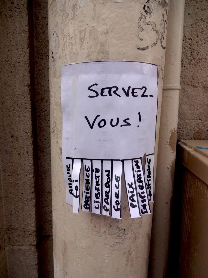 Photo du jour le 19-06-2013 du peintre contemporain Français Jeremie Baldocchi