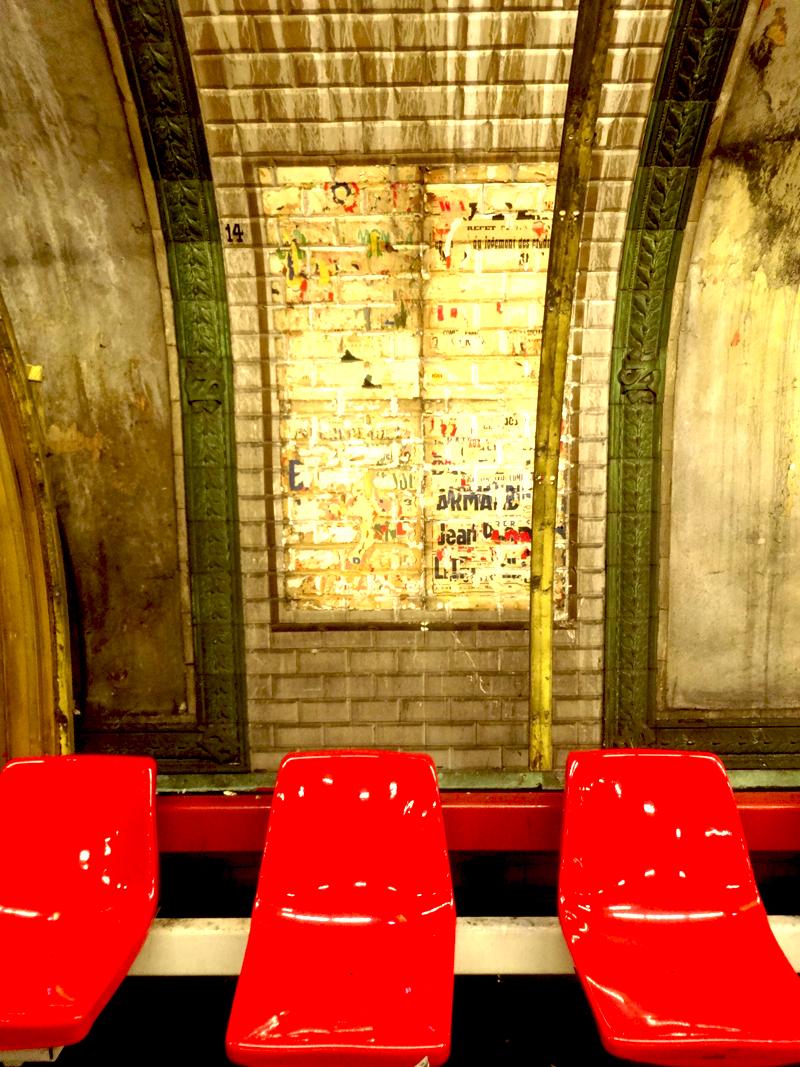Photo du jour le 11 12 2014 du peintre contemporain Français Jeremie Baldocchi